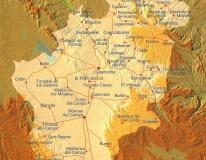 Mapa Jiloca